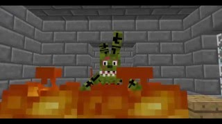 getlinkyoutube.com-Five Nights at Freddy's 3 SONG it's time to die MINECRAFT ANIMATION