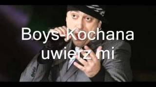getlinkyoutube.com-Boys - Kochana uwierz mi (Official Audio)