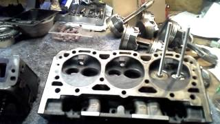 getlinkyoutube.com-Turbo 4.3 build update Vortec Heads #2