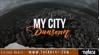getlinkyoutube.com-My City - Dark Underground Trap Beat | Prod. by Dansonn