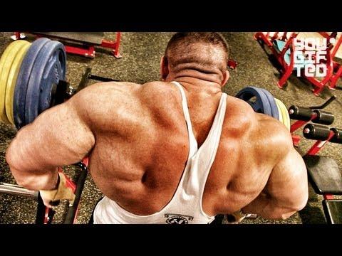 Спина и трапеции. Тренировка от Алексея Лесукова.