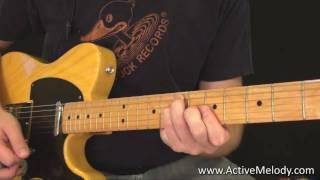 getlinkyoutube.com-Keith Richards Rhythm Guitar Lesson