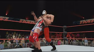 getlinkyoutube.com-WWE 2K16 TNA Impact Finishers