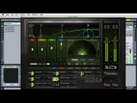 Mastering Tutorial: iZotope Ozone 5 Stereo Imaging - Part 5