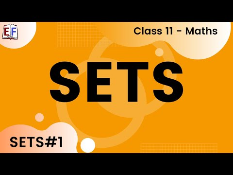 Maths Sets Mathematics CBSE Class X1 Part 1 (Set Concept and Conventions )