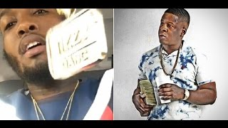 getlinkyoutube.com-Blac Youngsta Says Shy Glizzy DID NOT Tell Him To Buy Back his Chain from Memphis Goons.