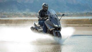Yamaha TMAX 530 2014 Test Moto.it