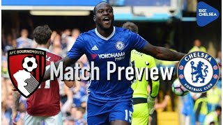 Match Preview || Bournemouth v Chelsea || MOSES IS BACK!
