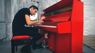 Attention - Charlie Puth (Piano Cover) - Peter Bence width=