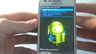 getlinkyoutube.com-Installare ANDROID 5.0.2 LOLLIPOP su Galaxy S2 / S2 Plus | CyanogenMod12 UNOFFICIAL