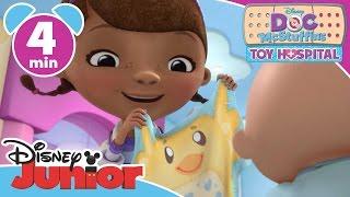 getlinkyoutube.com-Doc McStuffins: Toy Hospital | Project Nursery Makeover | Disney Junior UK