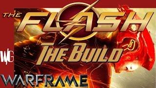 getlinkyoutube.com-THE FLASH BUILD - Super Speedster [Volt prime - Exilus+Forma] Warframe