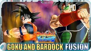 getlinkyoutube.com-Goku and Bardock EX FUSION: BAROTTO VS Golden´s Frieza and Cell Fusion - Dragon Ball Fusions XV