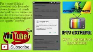 getlinkyoutube.com-Lista canale IPTV Italia m3u 2016