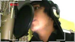 getlinkyoutube.com-Ceisblac - Grabando en estudio de grabación casero (RAP)