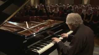 getlinkyoutube.com-András Schiff - Bach. Overture in French Style in B minor BWV831