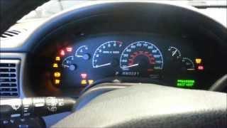 getlinkyoutube.com-2002 And Up Ford Explorer 4X4 Flashing Light Fix