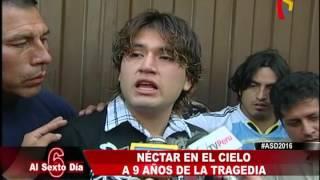 getlinkyoutube.com-Néctar desde el cielo: A 9 años de la tragedia que enlutó la cumbia peruana