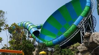 getlinkyoutube.com-Vana Nava Jungle Water Park - Hua Hin