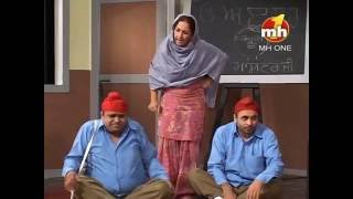 getlinkyoutube.com-BEST COMEDY OF BHAGWANT MANN | JUGNU HAZIR HAI | EPISODE-48 SEG-3 | MH ONE MUSIC
