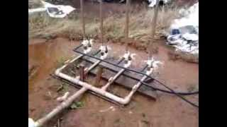 getlinkyoutube.com-Carneiro hidráulico com 4 unidades