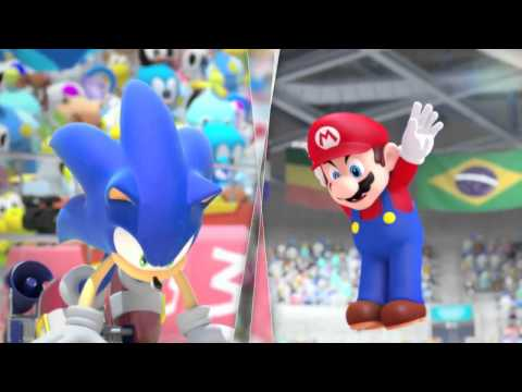 Mario & Sonic at the London 2012 Olympic Games | E3 trailer (2012)