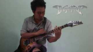 getlinkyoutube.com-DragonForce Through the Fire and Flames Guitar Cover