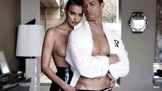 getlinkyoutube.com-Криштиану Роналдо и Ирина Шейк снялись в откровенной фотосессии