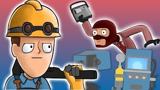 getlinkyoutube.com-Scout's Engineer Day - A Team Fortress 2 Animation
