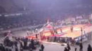 """GATE 13 ULTRAS - 5.000 fans of """"greens"""" make party in piraues"""