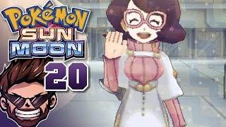 getlinkyoutube.com-Pokemon Sun & Moon Playthrough w/ ShadyPenguinn Part 20 | WE BATTLE THIS THING?!