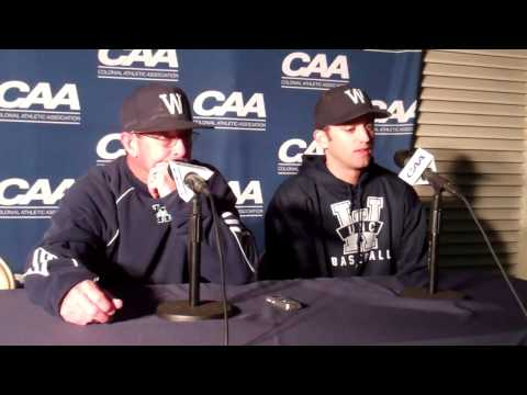 052413 Mark Scalf and Ryan LaGrange CAA postgame