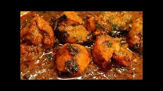getlinkyoutube.com-Chicken Tikka Gravy (English Subtitles) | चिकन टिक्का | Easy Cook with Food Junction