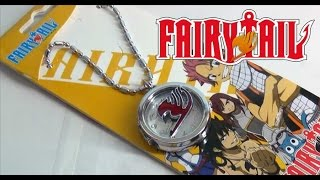 fairy tail necklace watch