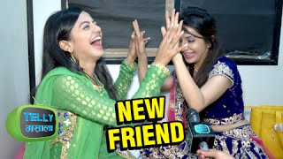 getlinkyoutube.com-Watch: Swara & Kavya's Off Screen Friendship & Bond  | Exclusive Interview | Swaragini