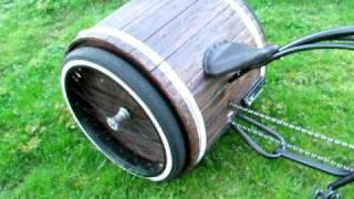 getlinkyoutube.com-Chopper Cruiser Trike Dreirad Sound Bassmaschine