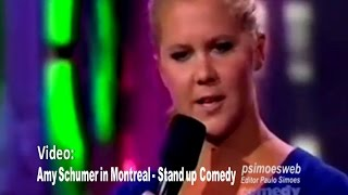getlinkyoutube.com-Amy Schumer in Montreal - Just for Laughs - Stand up Comedy