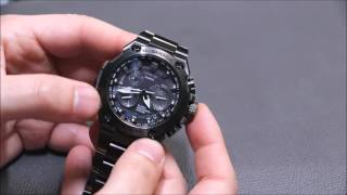 getlinkyoutube.com-Casio G-Shock MR-G MRGG1000 Watch Review | aBlogtoWatch