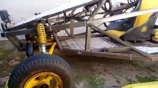 Kart Cross piranha 230cc Rolandia