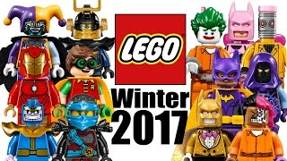 getlinkyoutube.com-Top 25 Most Wanted LEGO Sets of Winter 2017!