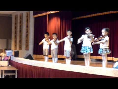 103-08-17彰化市長盃小提琴比賽