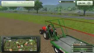 getlinkyoutube.com-Zagrajmy w Farming Simulator 2013 na multiplayer #15 - A tu zaraz święta :D