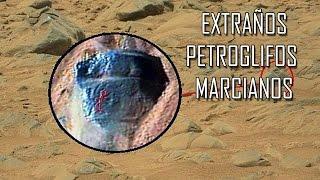 getlinkyoutube.com-Curiosity encuentra supuestos petroglífos en Marte