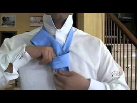 Nudo De Corbata Windsor Alucinante - Como Hacer Nudo Windsor - Bere Casillas