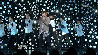 K.will - I need you, 케이윌 - 니가 필요해, Music Core 20120218