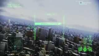 getlinkyoutube.com-エースコンバット・インフィニティでバンダイナムコゲームス本社を攻撃すると・・・