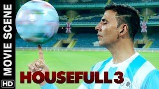 Akshay turns Sundi | Housefull 3 | Movie Scene width=
