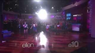 getlinkyoutube.com-[HD] Fifth Harmony - Sledgehammer - Ellen (Live)