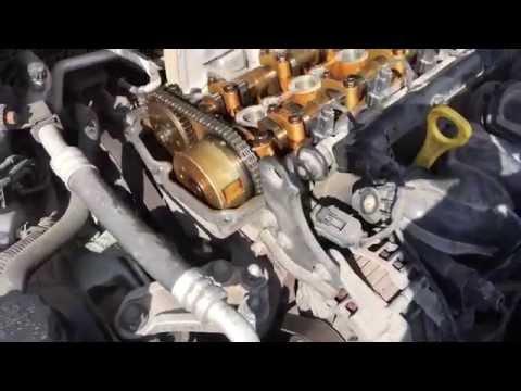 Замена сальников клапанов на КИА Cerato