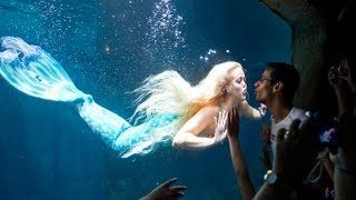 getlinkyoutube.com-حورية بحر حقيقية رائعة جدا  ( فيديو حصري )